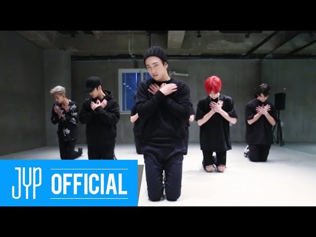 """GOT7 """"You Are"""" Dance Practice"""
