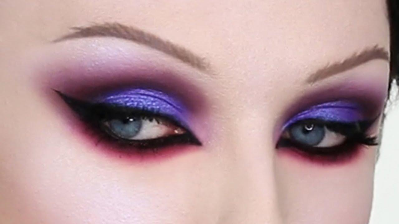 Download Purple Eyeshadow Tutorial | John Maclean