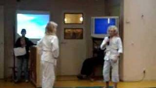 Judo Elly En Michelle
