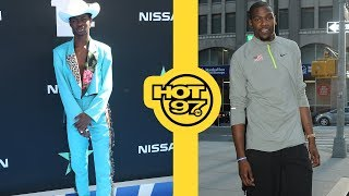 Lil Nas X Comes Out On The Final Day Of Pride Month + Reactions To Kevin Durant To Nets