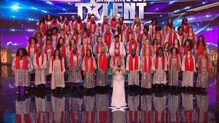 100 Voices of Gospel - Britain's Got Talent 2016 Audition week 2