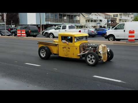 Cruisin Ocean City Maryland 2018