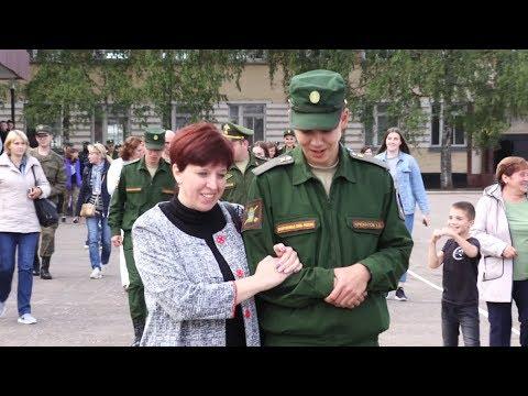 Слёт солдатских матерей