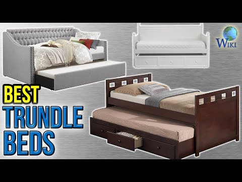 9 Best Trundle Beds 2017