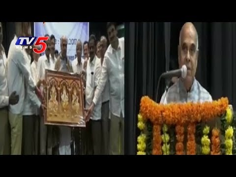 Prabhakar Rao Attends TPDE State Management Commitee Meeting | TV5 News