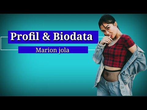 Profil Dan Biodata Artis Marion Jola Lengkap