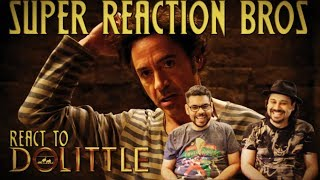 SRB Reacts to Dolittle | Official Trailer