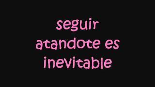 Shakira- Inevitable (Letra)