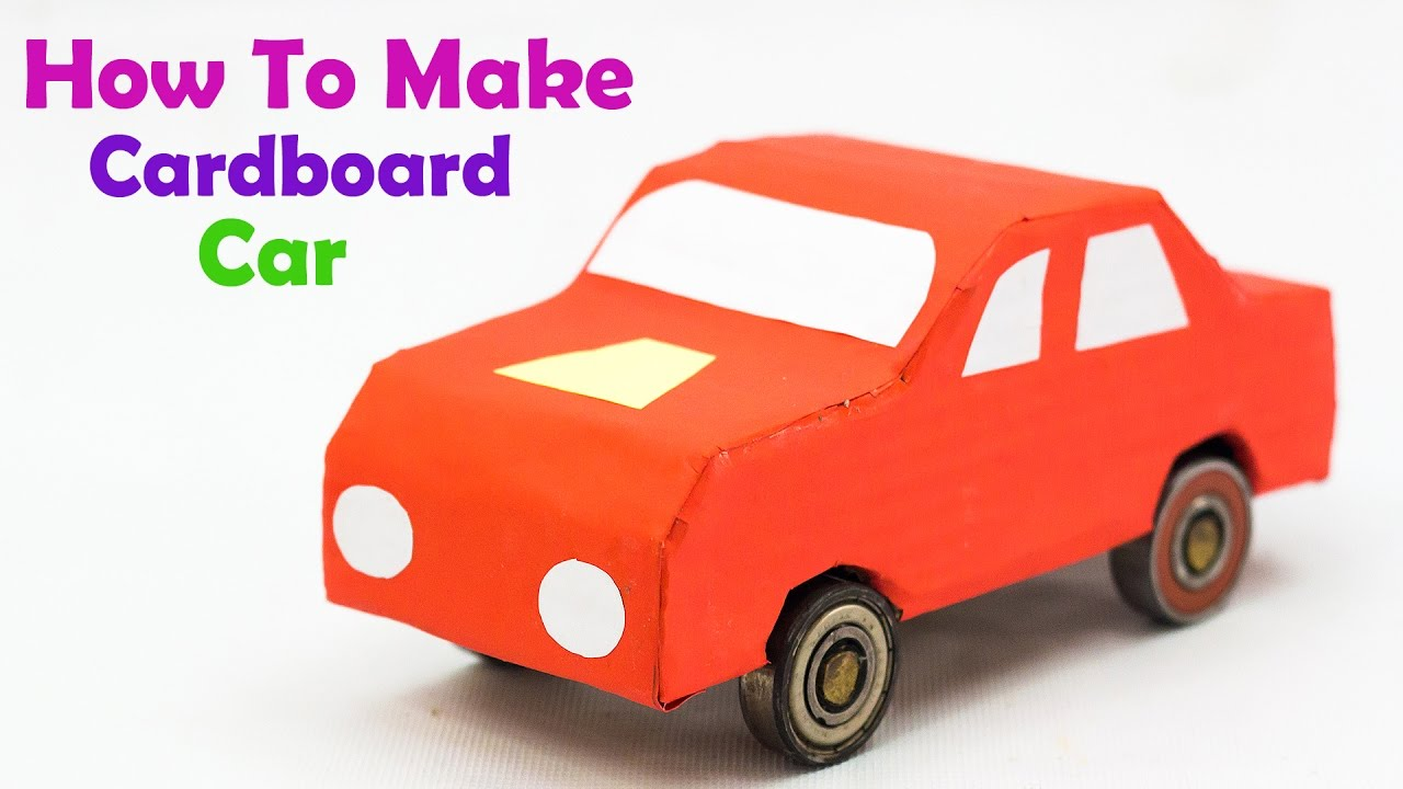 How To Make A Cardboard Car Very Easy Youtube,Master Bedroom Modern Indian Bedroom Furniture Designs