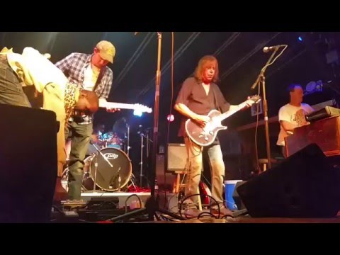 Pat Travers, Randy McNeeley, Soul to Earth at the Music Ranch