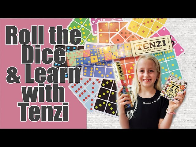 ROLL THE DICE AND LEARN with Tenzi Dice | 2nd Grade Curriculum Timberdoodle