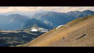 Volvo V60 Cross Country film –The Descent