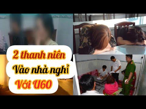 Hai thanh niên đi vào nhà nghỉ với U60 ở Biên Hòa, Đồng Nai.