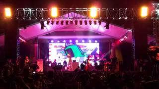 Gangnam Style by Jakeman and Skeletor at Hitz Kuching Invasion 2012