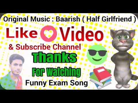Yea exam ka paper funny video