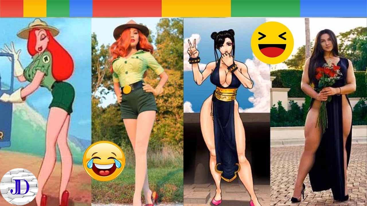 The Best Spot On Cosplay Of Cartoon Characters - Fun ...