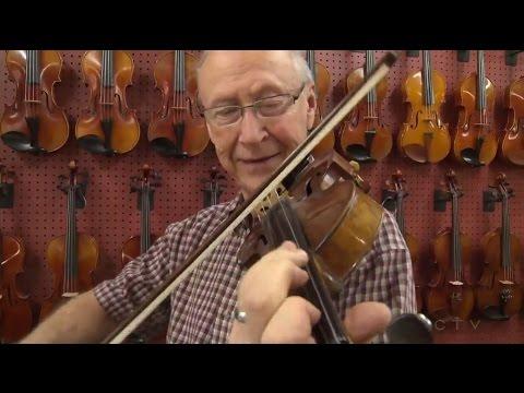 Thief accidentally returns stolen violin to Edmonton store