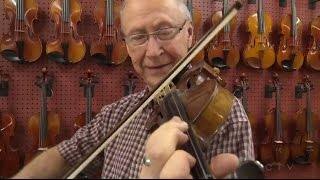 Thief accidentally returns stolen violin to Edmonton store