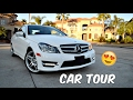 MERCEDES-BENZ C250 COUPE | Car Tour | Daniela June