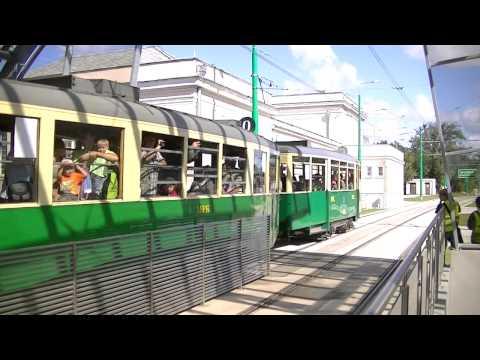 Otwarcie Przedłużenia PST I Parada Tramwajów W Poznaniu