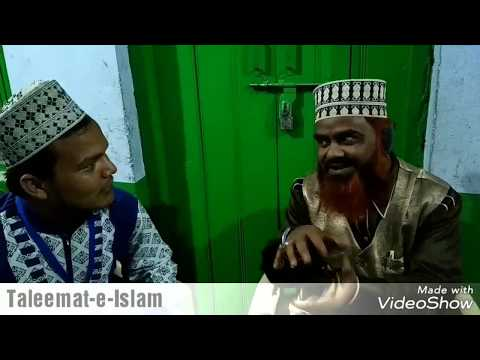 Aslam Gondvi Shayar (Interview)اسلم گونڈوی شاعر انٹر ویو