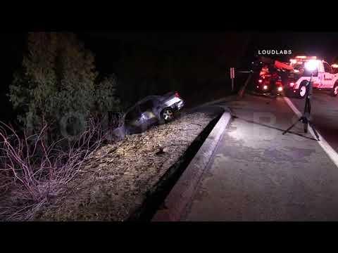Fatal Crash / Santiago Canyon 7.30.18
