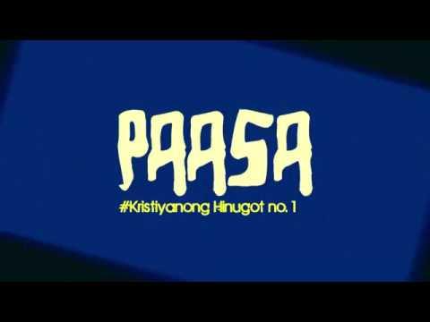 PAASA (#Kristiyanong Hinugot)