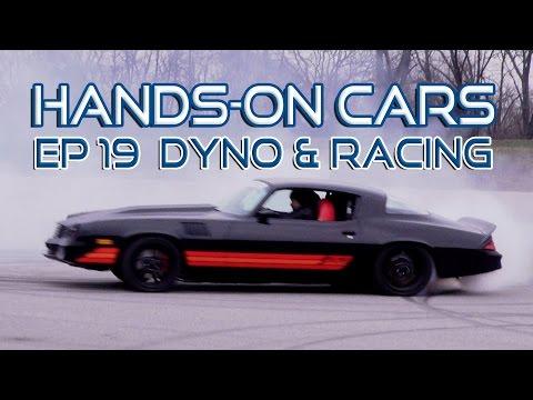 Hands On Cars Kevin Tetz Z28 Camaro Pro Touring Mach