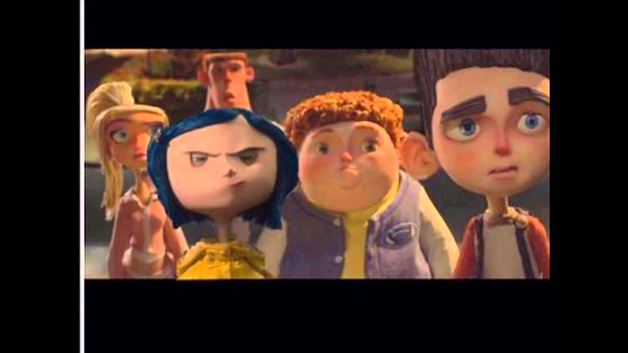 Norman And Coraline Kiss: I Swear- Norman And Coraline