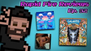 Baixar Rapid Fire Reviews, Ep. 32 (Galantis, Yellow Claw, ARMNHMR, Zeds Dead, ATTLAS + More)