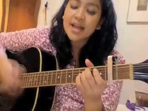The rock -  Munajat Cinta cover