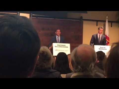California Democratic Party Gubernatorial Forum - February 22, 2018