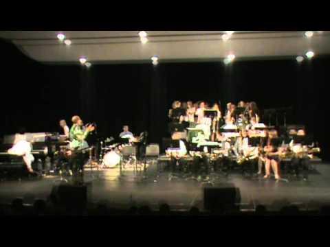 Haller Middle School Jazz Night 2015