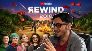 РЕАГИРАМ НА YOUTUBE REWIND 2018