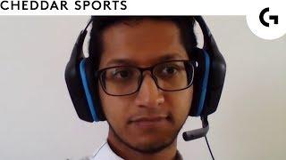 Logitech G x Cheddar Sports: TSM manager Parth Naidu on MSI 2019