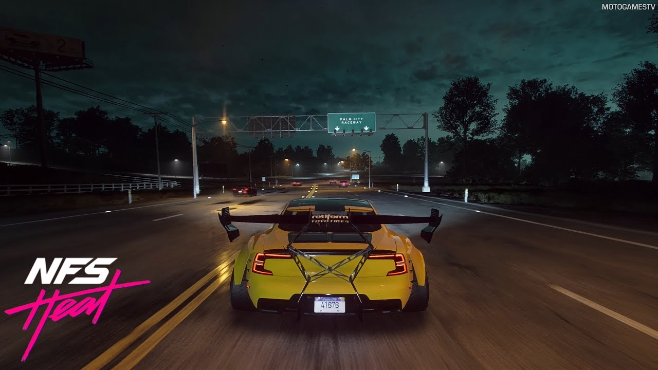 need for speed heat character customization reddit
