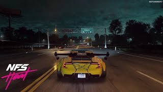 Need for Speed Heat - First 27 Minutes of Gameplay from PS4 Pro [Hard Difficulty]