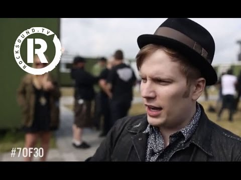 Patrick Stump, Fall Out Boy - #7of30: Festival Edition ...