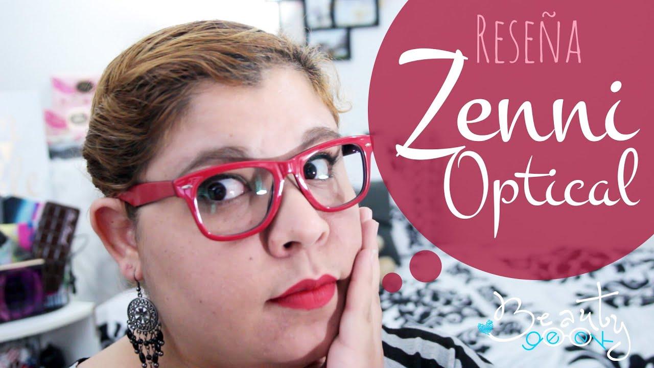 Espejuelos a buenos precios! Reseña de Zenni Optical y como ordenar ...