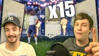 OPENING A CRAZY AMOUNT OF ICON PACKS - FIFA 18 WORLD CUP PACK OPENING