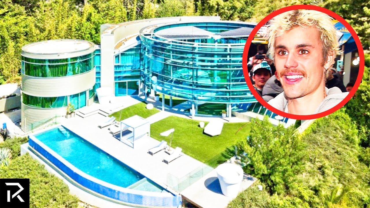 Inside Bieber's Rediculous $100 Million Dollar Mansion