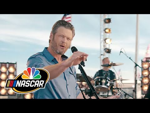 2017 NASCAR on NBC Open Featuring Blake Shelton