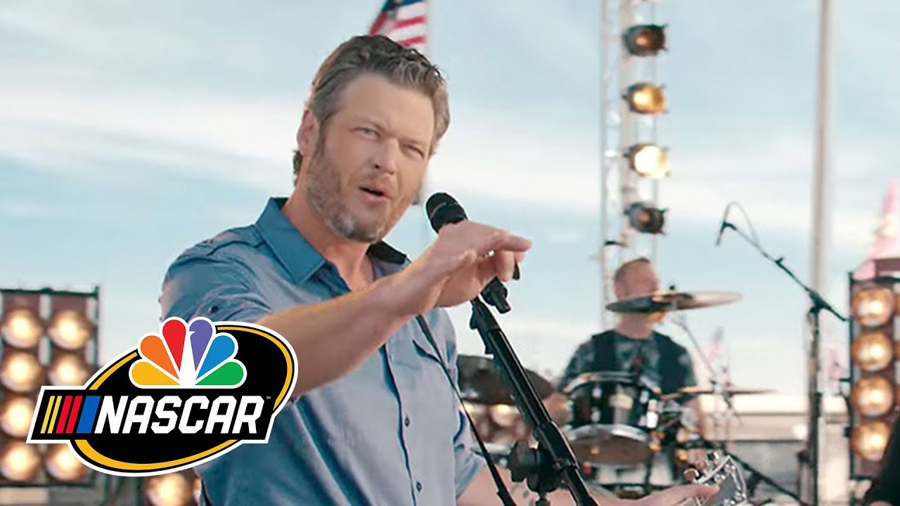 2017 NASCAR on NBC: Open Featuring Blake Shelton | NASCAR | NBC Sports