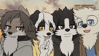 Fan-made Furry Anime Opening Animation