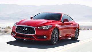 INFINITI Q60 2018 Car Review