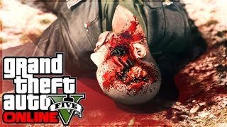 gta 5 online first person zombies apocalypse mode gta 5 ps4 gameplay