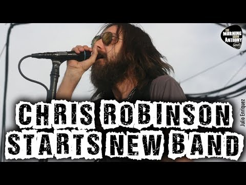 Chris Robinson New Band