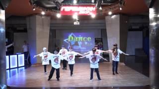 Студия танца Энерджайзер г. Ногинск. Команда Ener Monkeys. Руководитель Чернышова Елена 7-10 лет