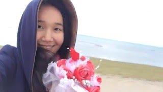 Фотосессия на берегу моря. Свадьба сестры