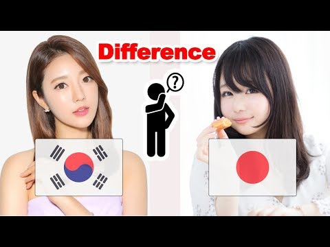 Top 10 Differences between Japan and South Korea
